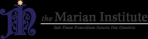 The Marian Institute